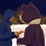 В Кольцово отметили День всех влюбленных