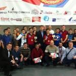 На «Сильной Державе» тайбоксеры из Кольцово взяли девять медалей всех достоинств