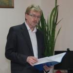 Мэр наукограда Кольцово презентует землякам свой новый поэтический сборник