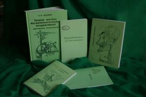 Некоторые предыдущие работы Анатолия Децины.