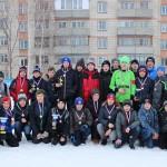 На Кубке Кольцово по мини-футболу на снегу команда хозяев заняла второе место
