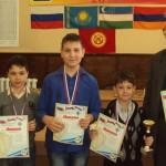 Шахматисты из Кольцово покорили  и «Белую ладью», и «Озорную ладью»