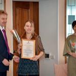 Работников культуры Кольцово поздравили и наградили