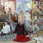 В «Горчице» началась выставка модельера Татьяны Киселевой