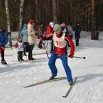 «Лыжня Кольцово» прошла в один день с фестивалем ГТО