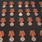 В Кольцово составляют списки для вручения юбилейных медалей