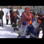 Видео. «Лыжня Кольцово—2015» и фестиваль ГТО