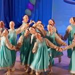Три победы одержали кольцовские «Девчата» на «Сибирской карусели»