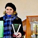Шахматистка из Кольцово стала чемпионом Сибирского Федерального округа