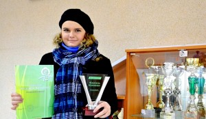 Дарья Родионова.