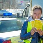 Быть заметными на дорогах в Кольцово помогут ежики