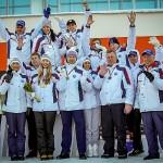 Айсмены из Кольцово привезли золото с чемпионата России по зимнему плаванию