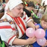 В Кольцово прошел фестиваль для инвалидов «Талантливые дети»