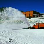 Коммунальные службы Кольцово начали вывоз снега