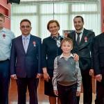Глава Роспотребнадзора вручила государственные награды кольцовским вирусологам