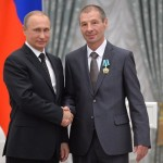 Президент России вручил орден ученому из Кольцово