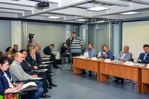 Круглый стол прошел в конференц-зале СФМ-Фарм.