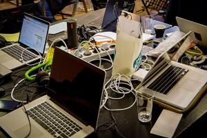Хакатон — место встречи идей и цифровых технологий.