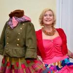 Открыта выставка кольцовского модельера Татьяны Киселевой