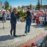 В Кольцово отпраздновали юбилей Великой Победы