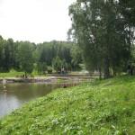 Предложения жителей Кольцово по проекту парка передали разработчику