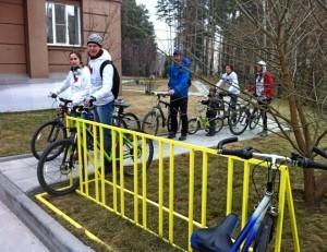 Велопробег состоится при любой погоде. Продумайте экипировку.