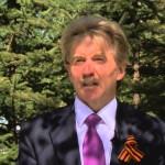 Видео. Мэр Кольцово поздравляет с Днем Победы