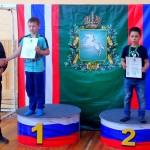 В Томске спортсмены из Кольцово заняли сразу шесть призовых мест