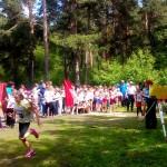 Кольцовские лыжники продолжают тренироваться и летом