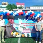 Судейская бригада из наукограда провела областные соревнования в Новосибирске