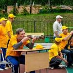 Парафестиваль «Будь здоров!» прошел в Кольцово