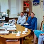 Кольцово посетил с деловым визитом глава делегации Ломбардии