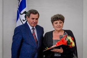 Наталье Быковой объявлена благодарность Президента РФ.