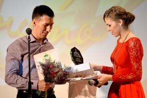 """Строительная фирма """"Проспект"""" получила награду в номинации """"Меценатство""""."""