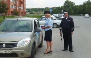Водители должны хорошо знать правила дорожного движения.