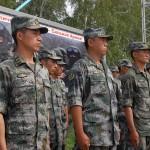 Рядом с Кольцово стартовал международный военный конкурс