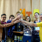Кубок Кольцово по интеллектуальным играм выиграли лицеисты