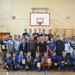 «Богатырская силушка» в Кольцово собрала сорок пять силачей
