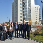 В третьем микрорайоне Кольцово собираются создать небольшой парк с озером