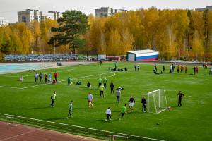 На турнире памяти Евгения Лужкового.
