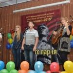 В Кольцово провели бардовский фестиваль «За того парня»