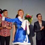 «Звездой паркета» в наукограде стала Елена Мельник
