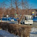 Автобус №4 в Кольцово временно продолжит работу