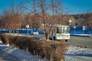 В среду на маршрут выходят восемь новых автобусов.