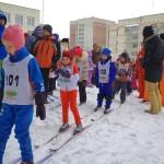 Лыжный сезон в Кольцово открыли самые юные гонщики