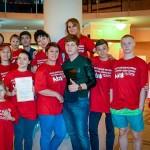 Театр из Кольцово получил специальный приз в Москве
