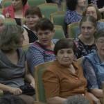Видео. Кольцовская школа отметила юбилей