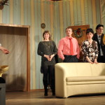 Кольцовский театр «Между нами» повторит спектакль «Ах, любовь, любовь!»