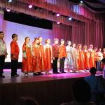 В Доме культуры Кольцово прошел традиционный рождественский концерт