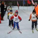 Новогодняя лыжная гонка в Кольцово приглашает